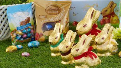 Easter Discount SALE at Lindt Chocolatier