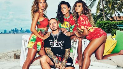 Guess x J Balvin | Vibras Collection Now Available