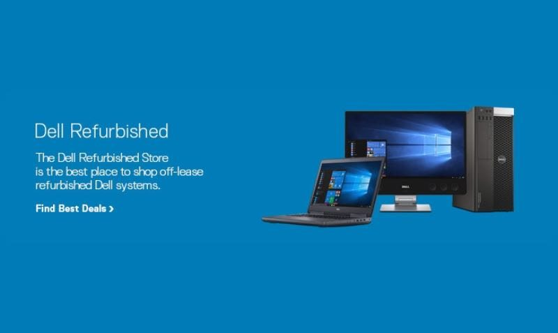 Promo Code at Dell Refurbished UK