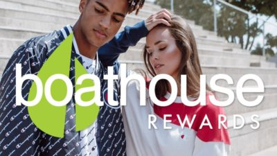 Promo Code at Boathouse