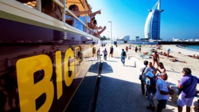 Big Bus Tours Dubai