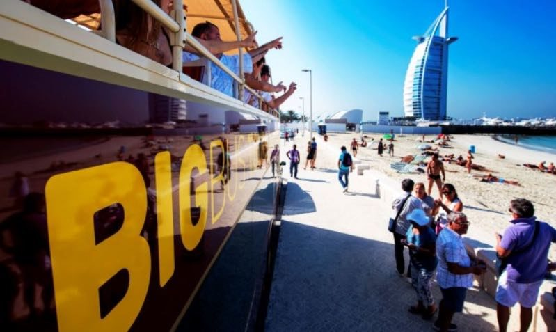 Big Bus Tours Dubai
