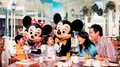 Complimentary Birthday Package at Hong Kong Disneyland