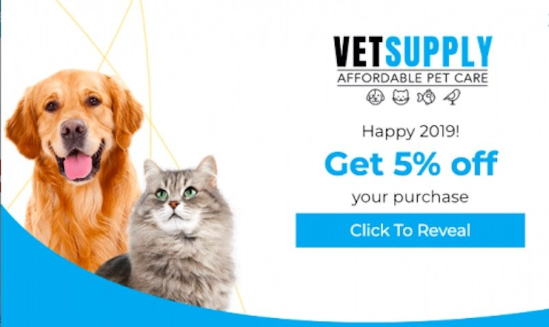 Discount COUPON at VetSupply