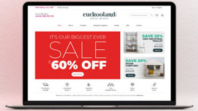 Discount SALE at Cuckooland