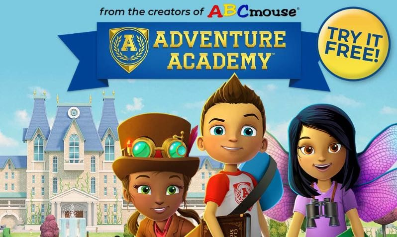 Adventure Academy - First Month Free