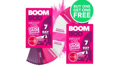 BOGO FREE sitewide Boombod