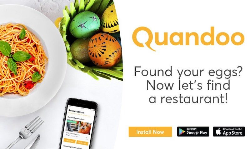 Discount Coupon at Quandoo
