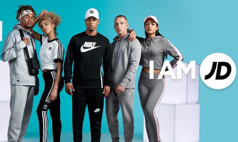 Discount SALE at JD Sports