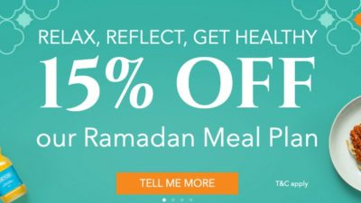 15% Off Ramadan SALE at Kcal Extra UAE