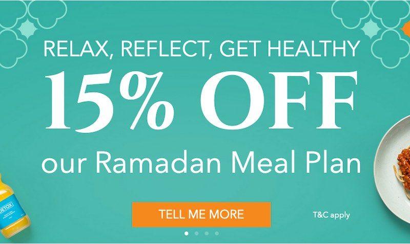 15% Off Ramadan SALE at Kcal Extra UAE