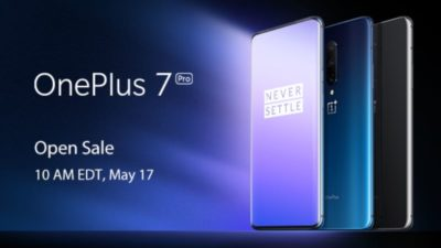 OnePlus 7 pro is on sale!