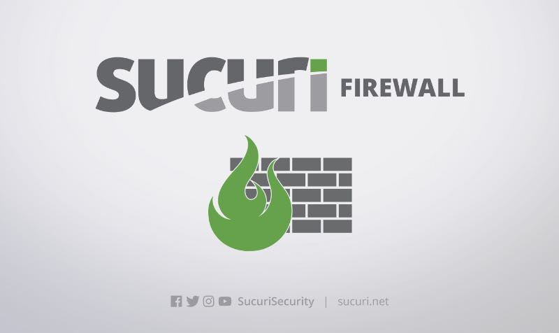 Sucuri Cloud-Based Web Application Firewall