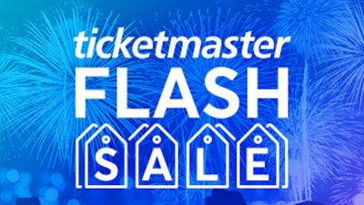 ticketmaster sale
