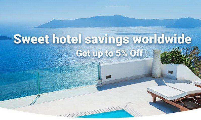 5% Off Discount Coupon at Trip.com