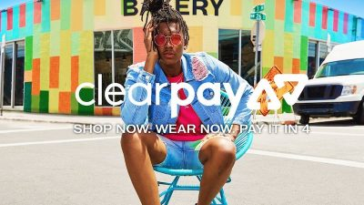 BOOHOOMAN INTRODUCES CLEARPAY