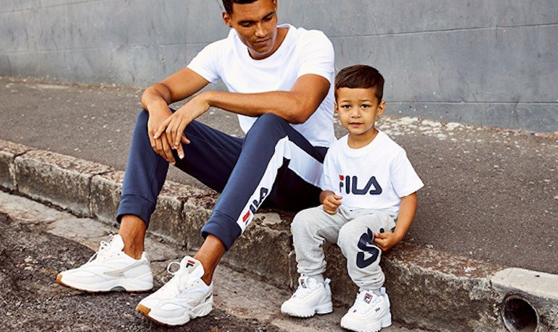 Discount Promo Code on Shoes at FILA