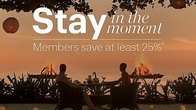 IHG Stay in the Moment Sale!