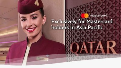 Mastercard SALE on Qatar Airways