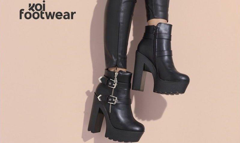 Promo Code at Koi Footwear