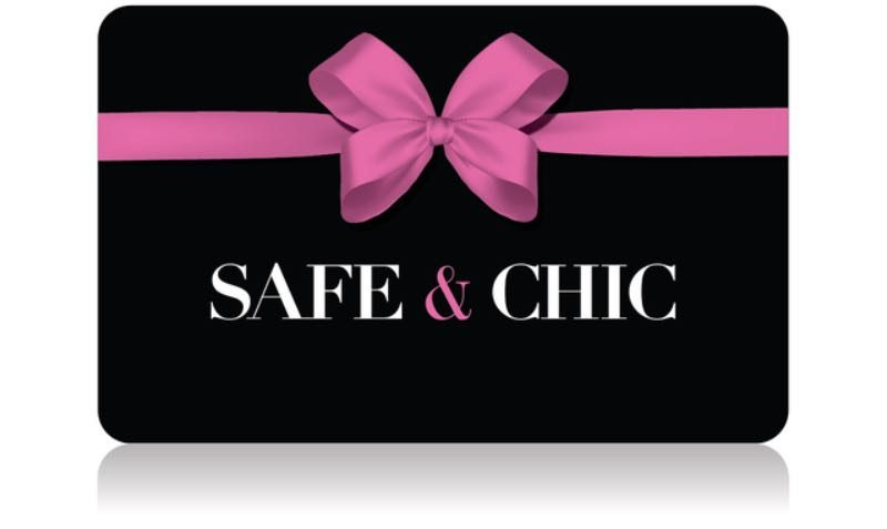 Promo Code at Safe & Chic
