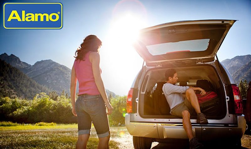SALE PLUS FREE Single Upgrade ALAMO Rent A Car
