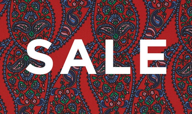 40% OFF SALE at Turnbull and Asser