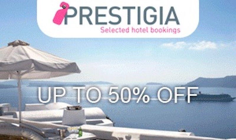 discount at Prestigia.com