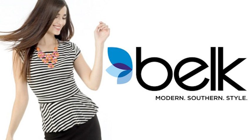 Discount Coupon at Belk