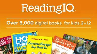 ReadingIQ discount sale