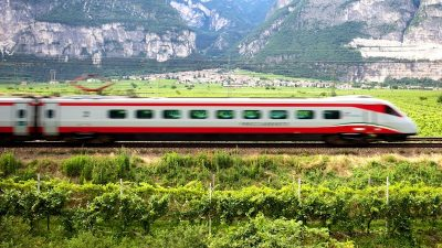 Tickets and Eurail Pass DEALS at ItaliaRail