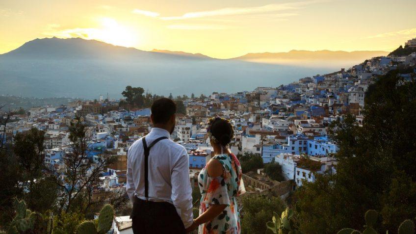 A Romantic Break in Morocco