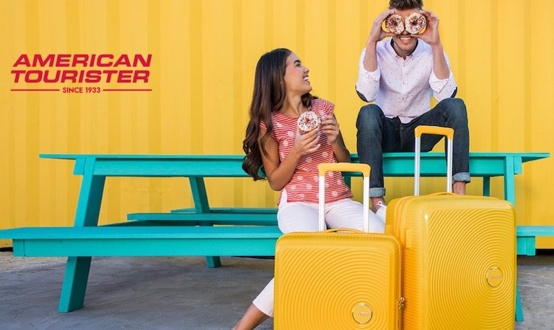 Discount Coupon at American Tourister