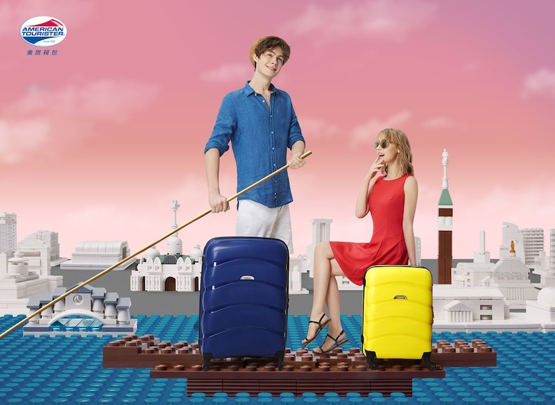 Discount Coupon at American Tourister SALE