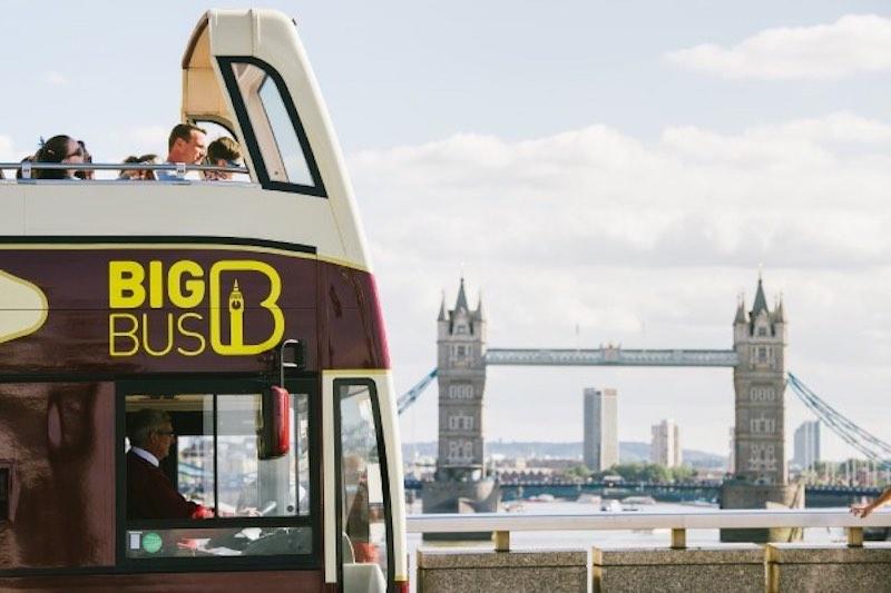 Discount Coupon at Big Bus Tours