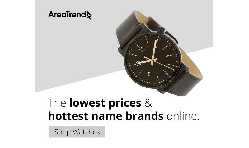 Discount SALE at AreaTrend