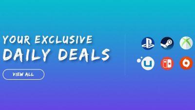 Exclusive Discount SALE at CDKeys.com