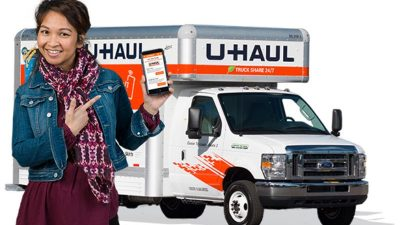 Get free standard shipping on all orders over $99 at U-Haul.