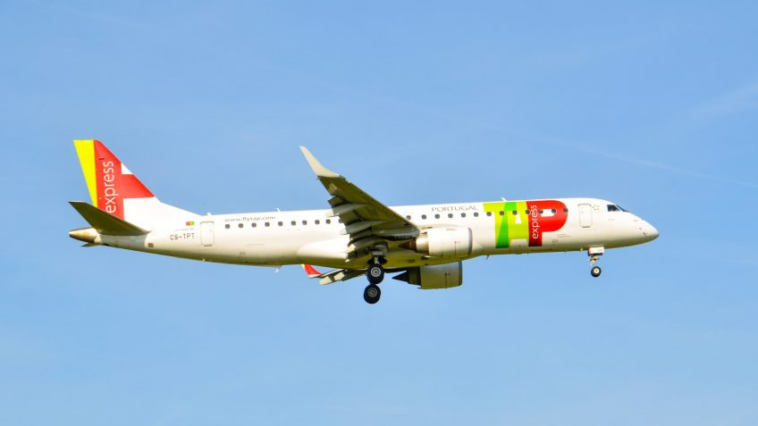 Promo Code at TAP Air Portugal