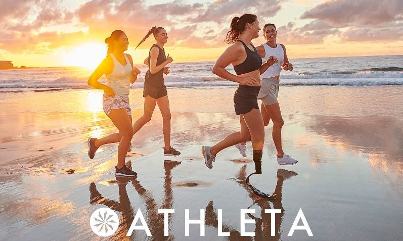 Discount SALE at Athleta