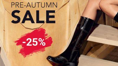 Autumn Discount SALE at GIROTTI
