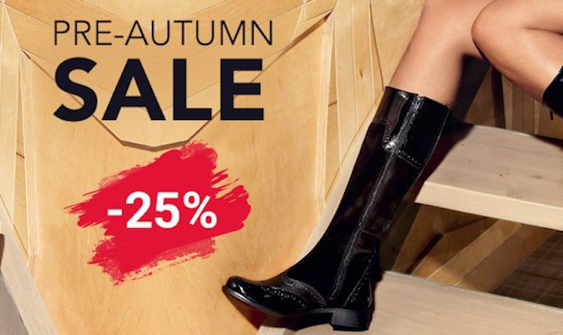 Autumn Discount SALE at GIROTTI