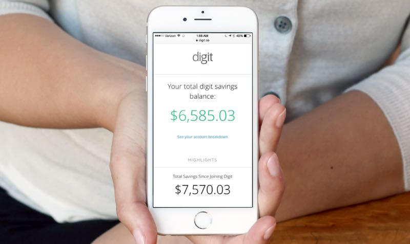 SAVE Money with Digit