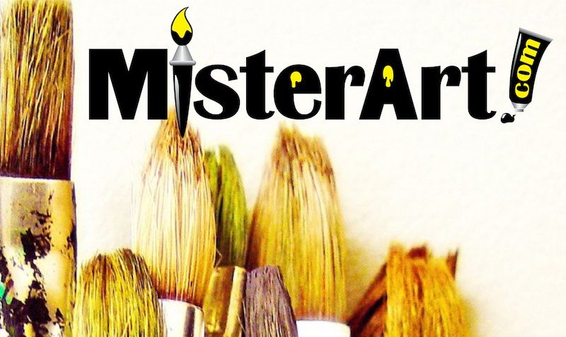 Discount Coupon at MisterArt