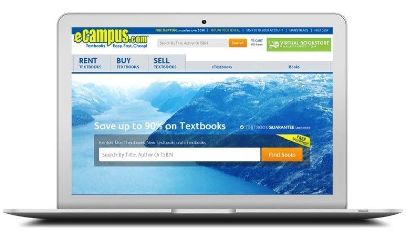 Discount Coupon at eCampus.com