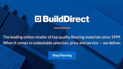 Discount SALE at BuildDirect
