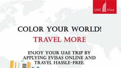 GET Hassle FREE UAE Visa Online