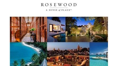 Rosewood Hotels SALE