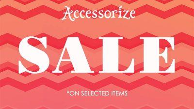 SALE at Accessorize