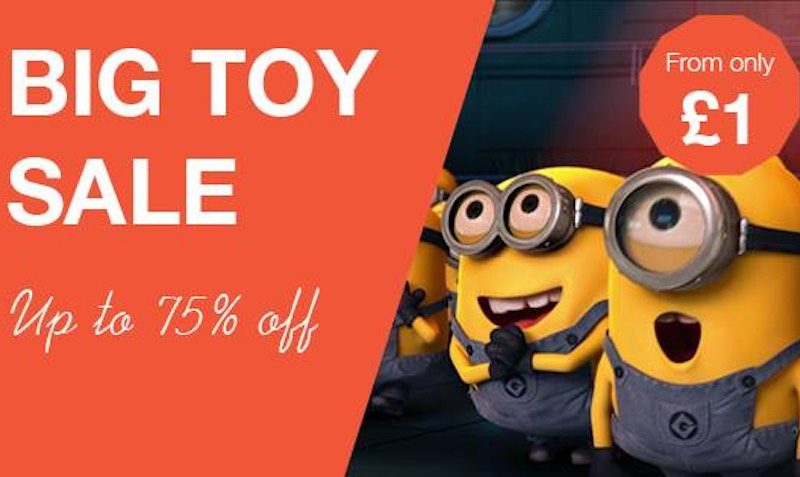 SALE at PoundToy